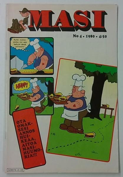 Masi 1980-04, Mort Walker