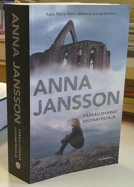 Pääkallovaras ; Hylynryöstäjä, Anna Jansson