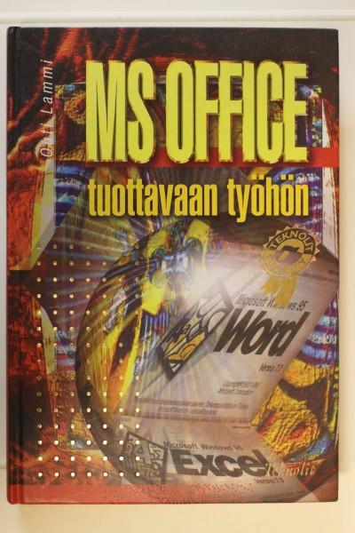 MS Office tuottavaan työhön, Outi Lammi