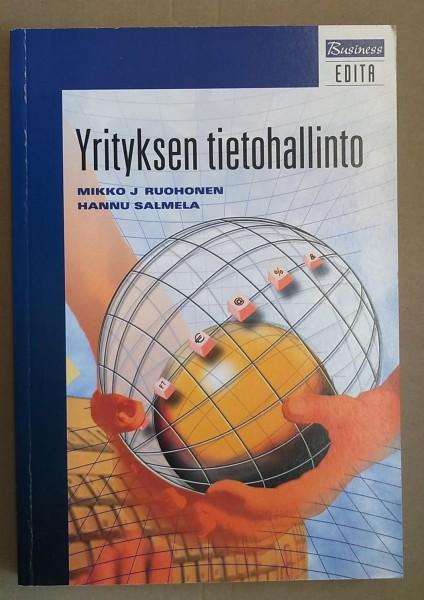 Yrityksen tietohallinto, Mikko Ruohonen