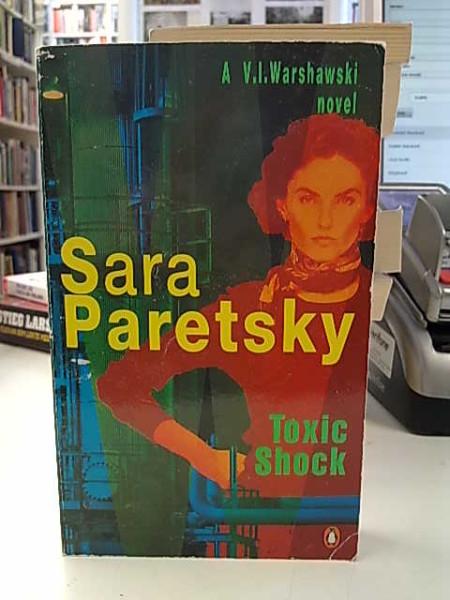 Toxic Shock, Sara Paretsky