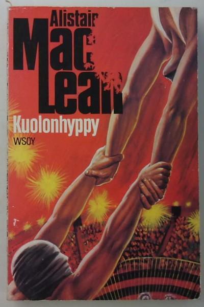 Kuolonhyppy, Alistair MacLean