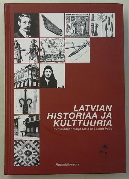 Latvian historiaa ja kulttuuria, Marjo Mela