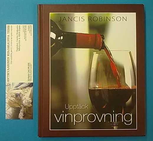 Upptäck vinprovning, Jancis Robinson