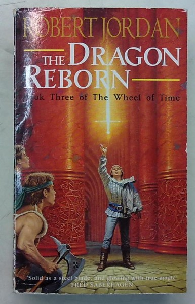 The Dragon Reborn - Book Three of the Wheel of Time, Robert Jordan