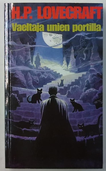Vaeltaja unien portilla, H. P. Lovecraft