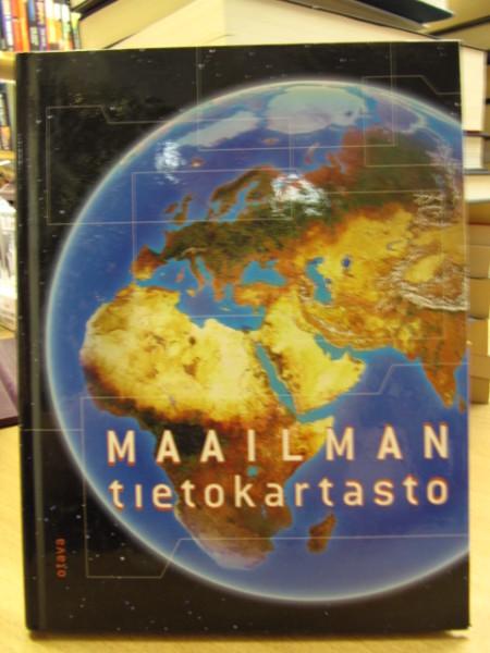Maailman tietokartasto, Kari Rönnberg