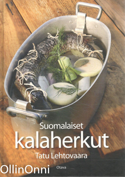 Suomalaiset kalaherkut, Tatu Lehtovaara