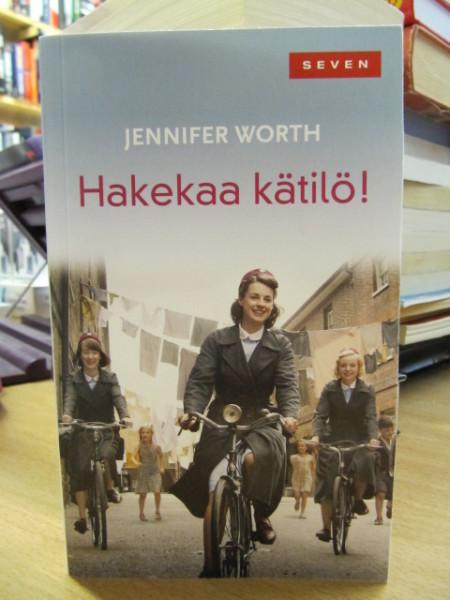 Hakekaa kätilö!, Jennifer Worth