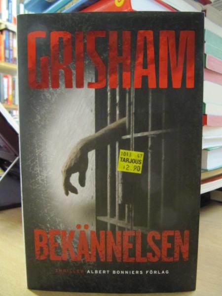 Bekännelsen, John Grisham