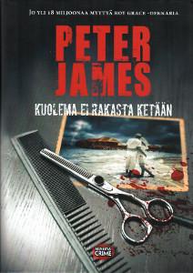 Kuolema ei rakasta ketään, Peter James