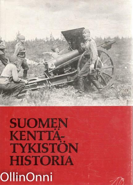 Suomen kenttätykistön historia. 1. osa, Jyri Paulaharju