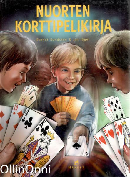 Nuorten korttipelikirja, Berndt Sundsten