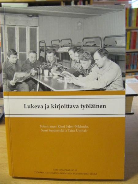 Lukeva ja kirjoittava työläinen, Kirsti Salmi-Niklander