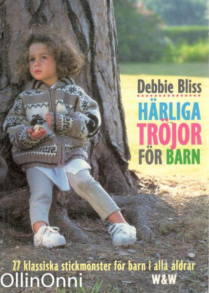 Härliga tröjor för barn, Debbie Bliss
