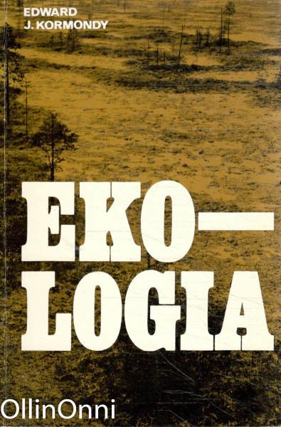 Ekologia, Edward J. Kormondy