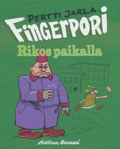 Fingerpori Rikos paikalla, Fingerporin koko kuva 6, Pertti Jarla