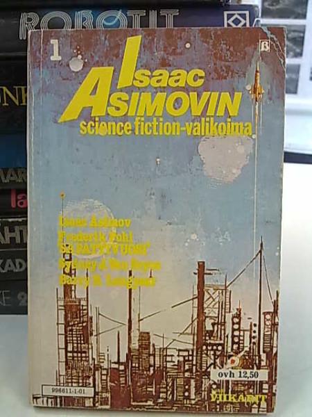 Isaac Asimovin science fiction-valikoima 1, Isaac Asimov