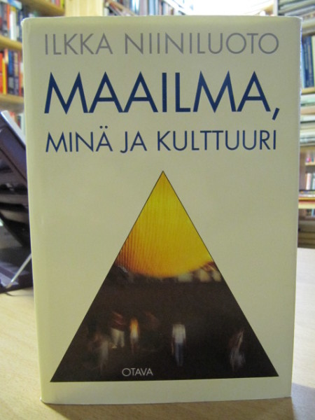 Maailma, minä ja kulttuuri : emergentin materialismin näkökulma, Ilkka Niiniluoto
