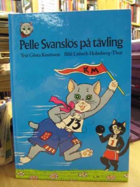 Pelle Svanslös på tävling, Gösta Knutsson