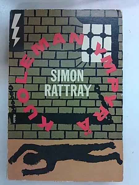 Kuoleman ympyrä - Salama-sarja 110, Simon Rattray