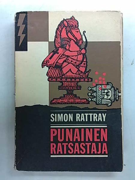 Punainen ratsastaja - Salama-sarja 121, Simon Rattray