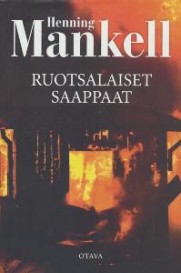 Ruotsalaiset saappaat, Henning Mankell