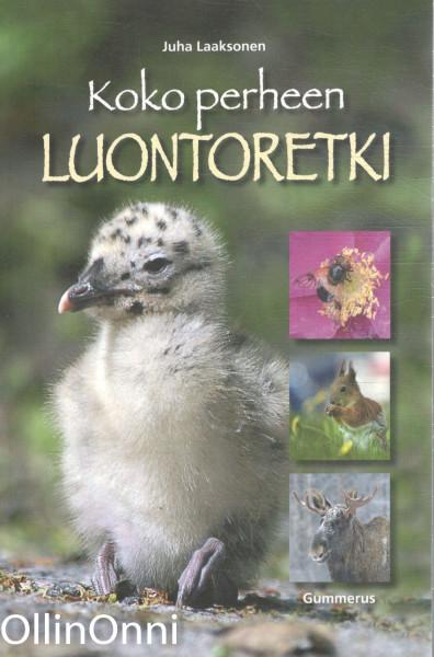 Koko perheen luontoretki, Juha Laaksonen