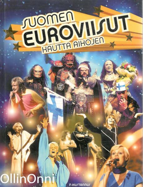 Suomen euroviisut kautta aikojen, Petri toim. Kaivanto