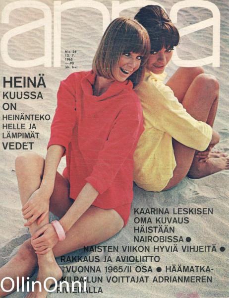 Anna N:o 28/1965, Kirsti Lyytikäinen