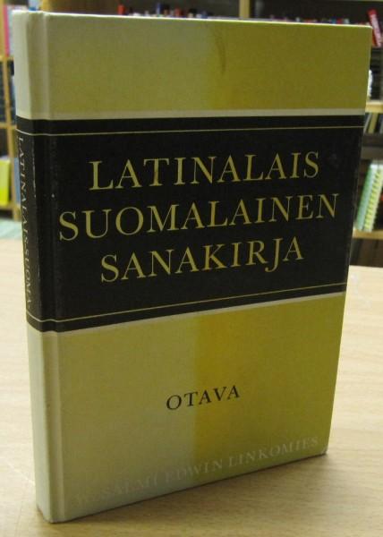 Suomalais-latinalainen sanakirja, J.W. Salmi