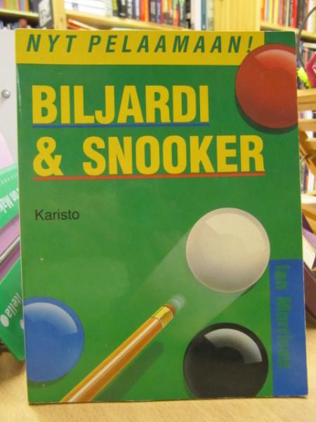 Biljardi & snooker, Ian Morrison