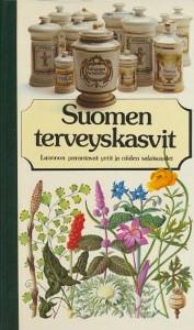 Suomen terveyskasvit : luonnon parantavat yrtit ja niiden salaisuudet, Pentti Alanko