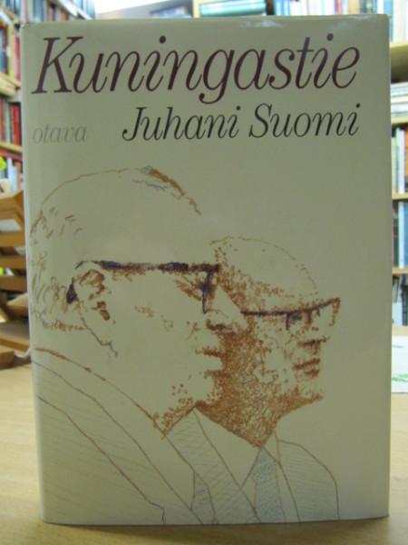 Urho Kekkonen. 1950-1956, Kuningastie, Juhani Suomi