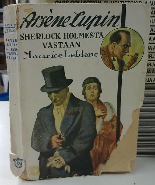 Arsene Lupin Sherlock Holmesta vastaan, Maurice Leblanc