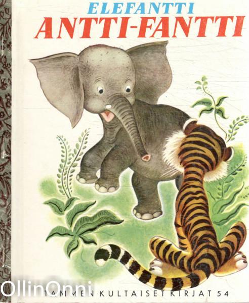 Elefantti Antti-Fantti, Kathryn Jackson
