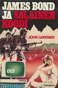 James Bond ja salainen koodi, John Gardner