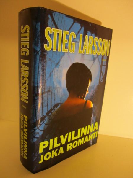 Pilvilinna joka romahti, Stieg Larsson