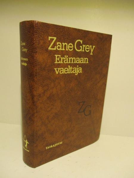 Erämaan vaeltaja, Zane Grey