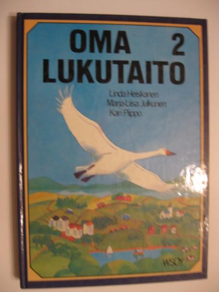 Oma lukutaito. 2, Linda Heiskanen