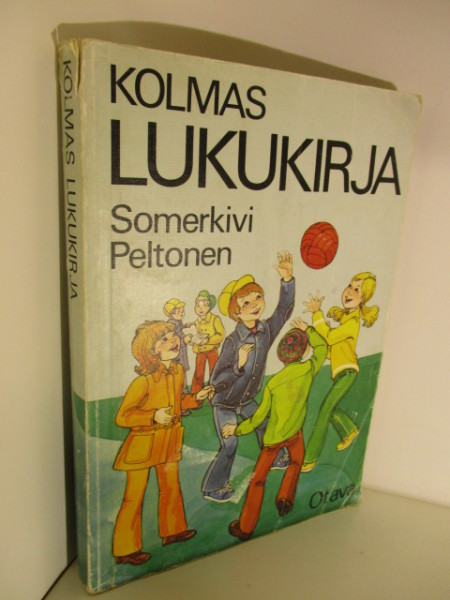 Kolmas lukukirja, Urho Somerkivi