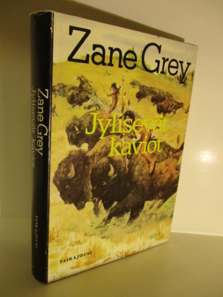 Jylisevät kaviot, Zane Grey