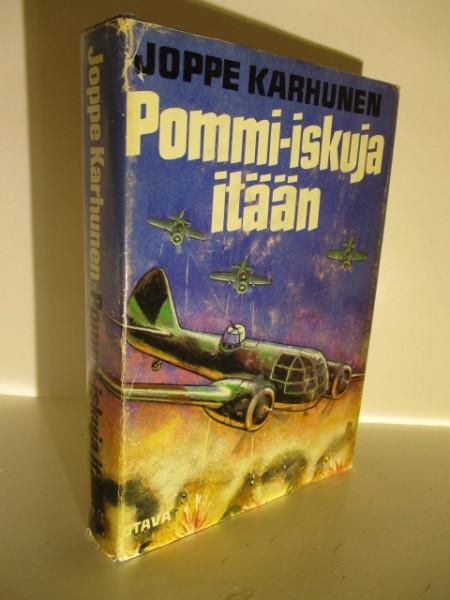 Pommi-iskuja itään, Joppe Karhunen