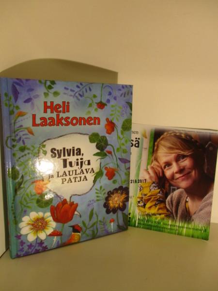 Sylvia, Tuija ja laulava patja, Heli Laaksonen
