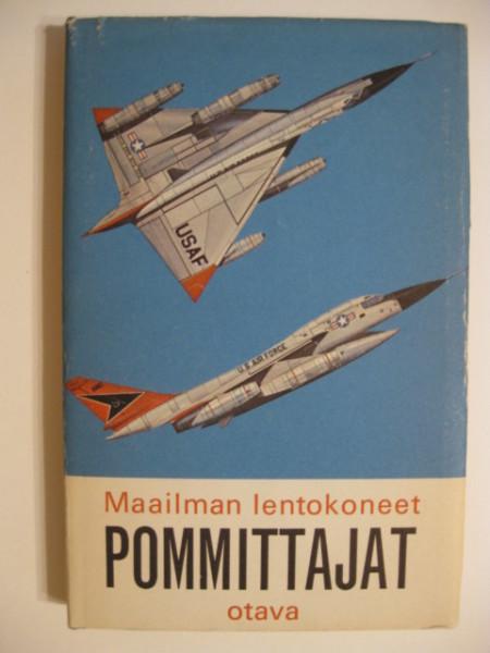 Maailman lentokoneet - Pommittajat sekä partio- ja kuljetuskoneet, Kenneth Munson