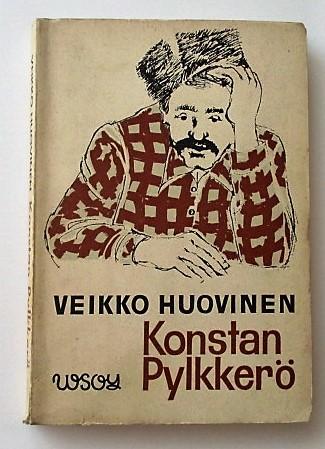 Konstan Pylkkerö, Veikko Huovinen