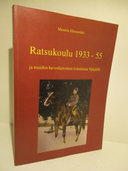 Ratsukoulu 1933-55 ja muiden hevoslaitosten toimintaa Ypäjällä, Maurits Hietamäki