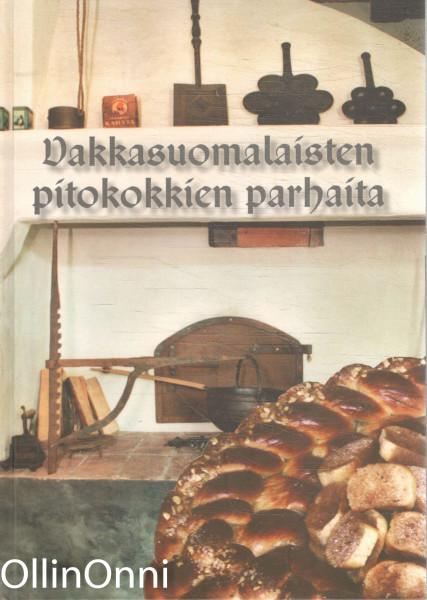 Vakkasuomalaisten pitokokkien parhaita, Leila K. Tuominen