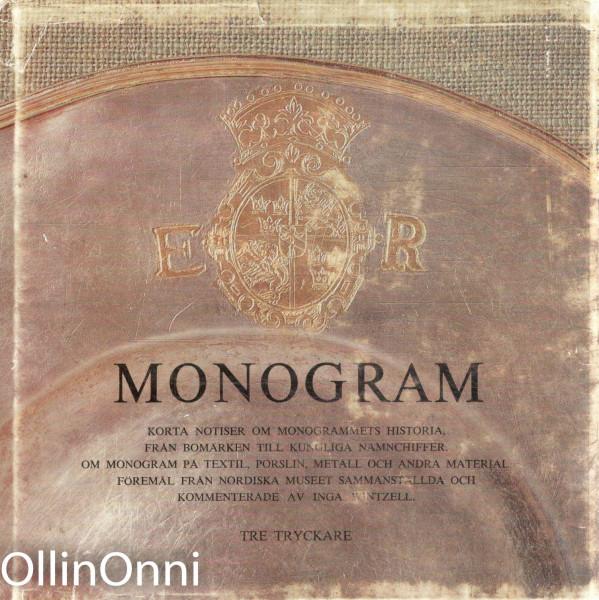 Monogram, Inga Wintzell