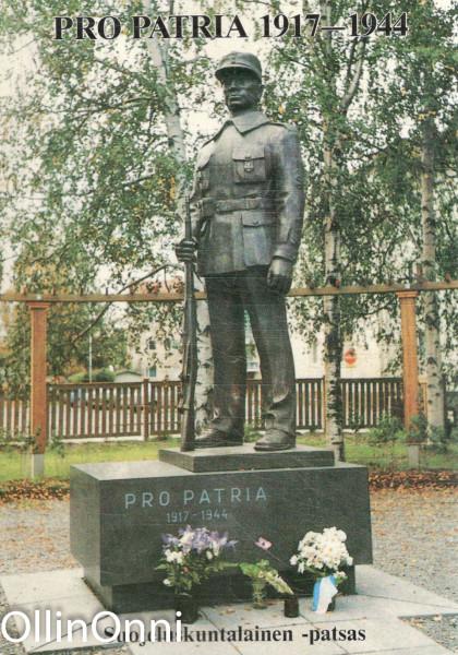 Pro-patria 1917-1944, Ermei Kanninen